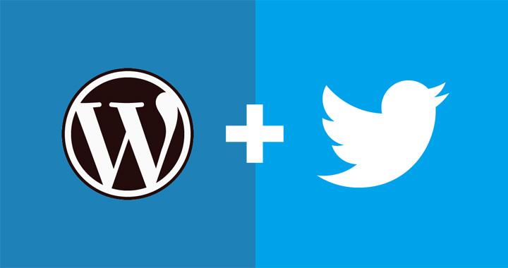WordPress Twitter Plugins