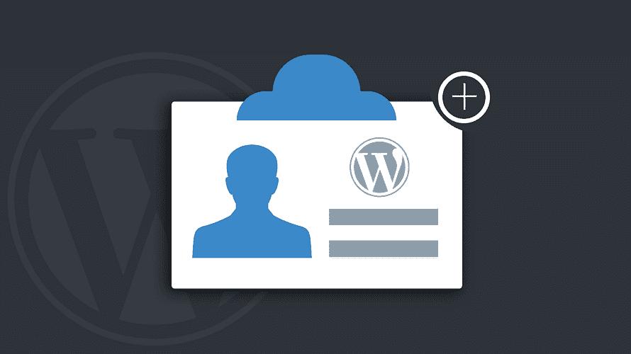 "How to change the default ""admin"" WordPress user"