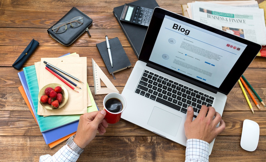Why use WordPress for your business blog?