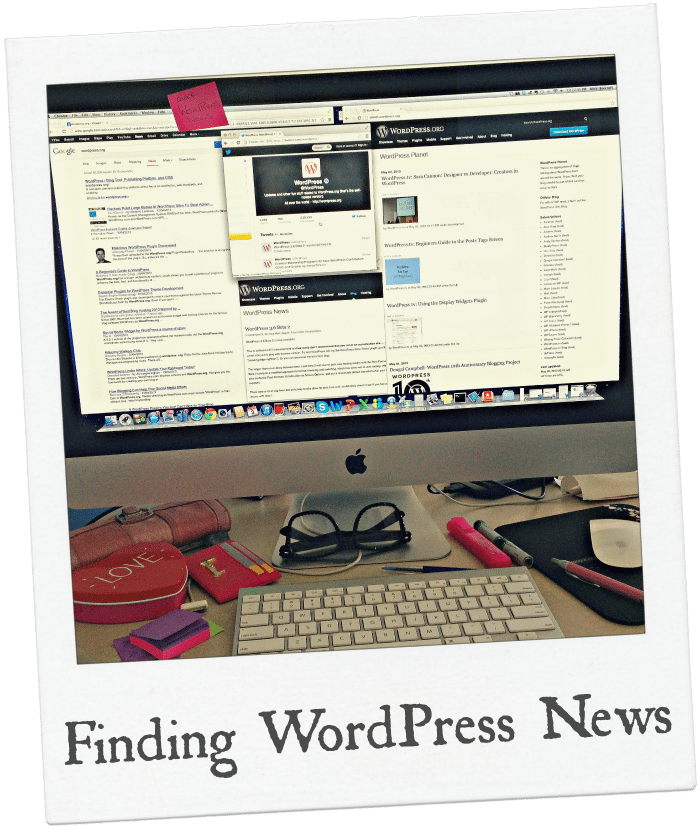 FindingWordPressNews