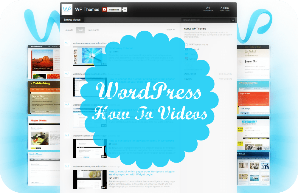 WordPress How To Videos