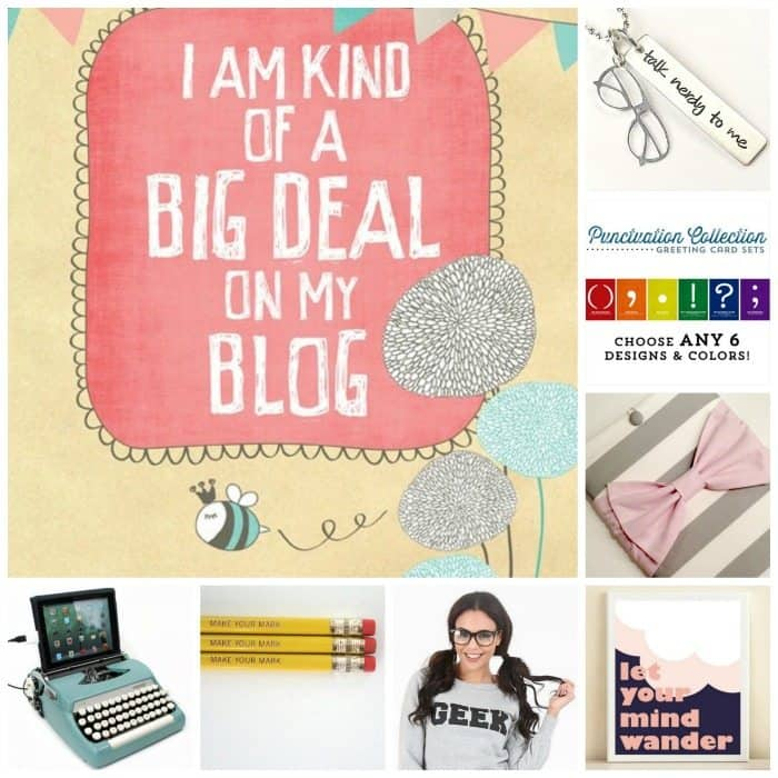 GiftsforBloggers