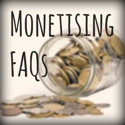 MonetisingFaqs