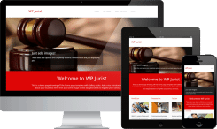 wp jurist theme