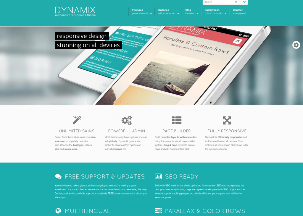 Screen Shot Dynamix