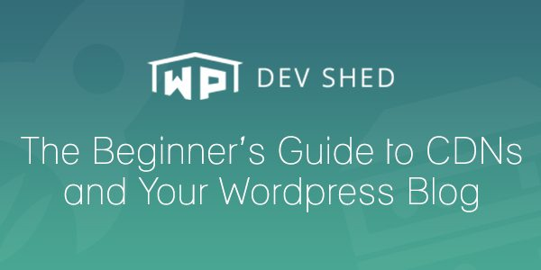 CNDs and Your WordPress Blog