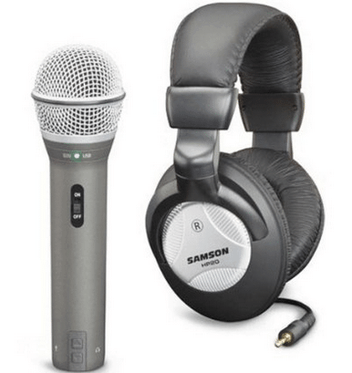 Samsung Podcasting Mic