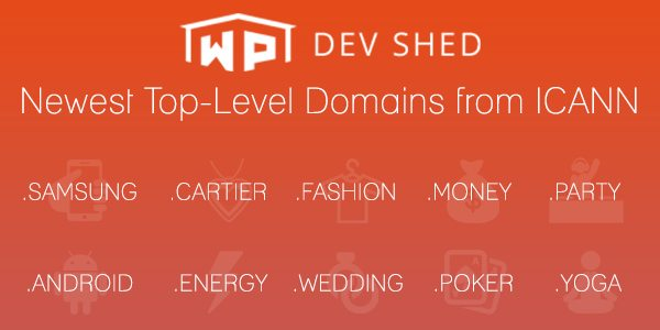 Newest Top-Level Domains