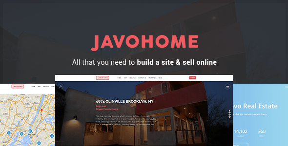 Best WordPress Themes for Real Estate & Property Sites » WP