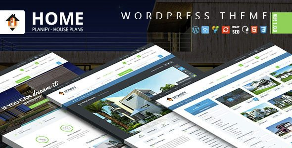 wordpress themes property