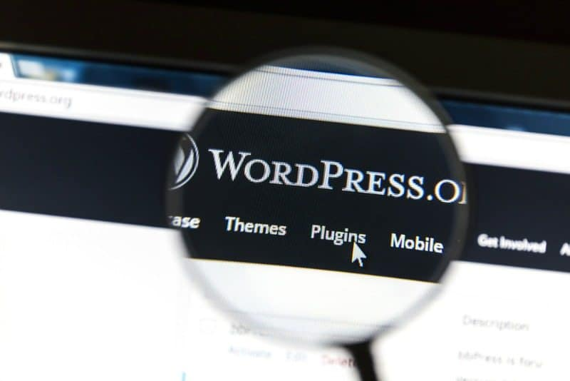 wordpress admin plugins