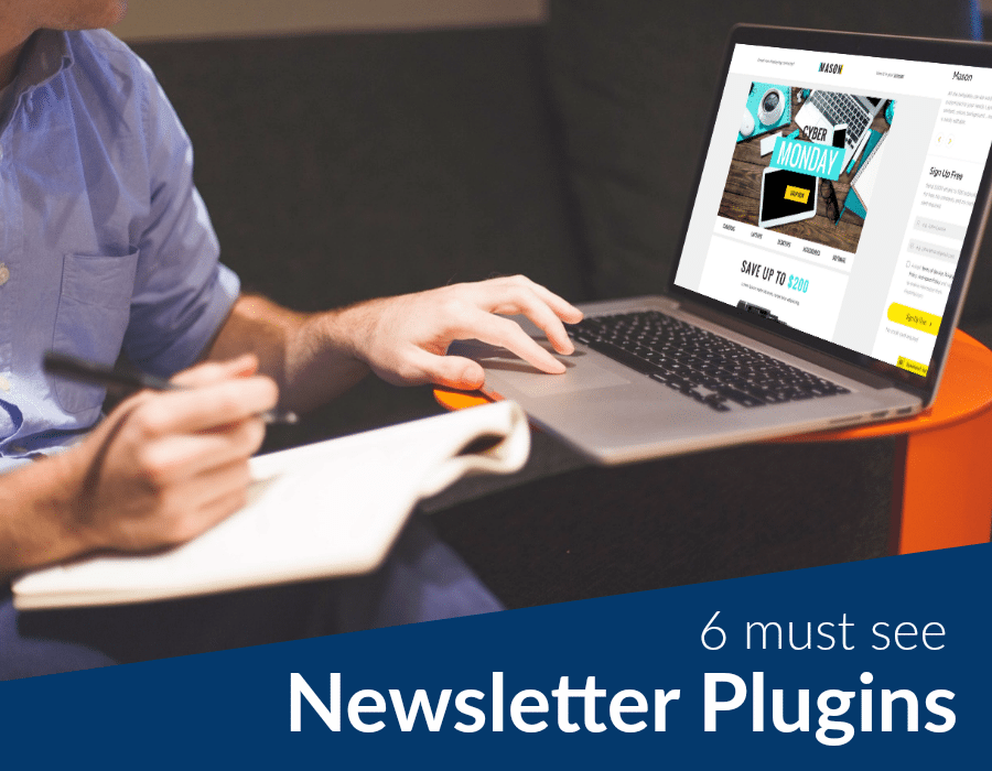 6 Newsletter Plugins for WordPress