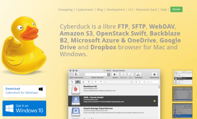 Our favorite FTP Clients for Mac and Windows » WP Dev Shed