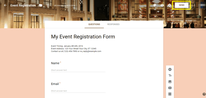 Using Google Forms With WordPress » WP Dev Shed