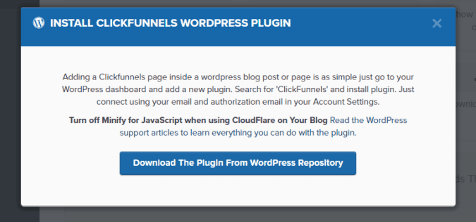 Some Ideas on Clickfunnels WordPress You Need To Know