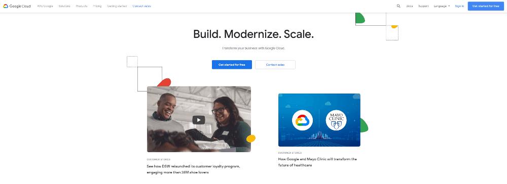 3 google cloud