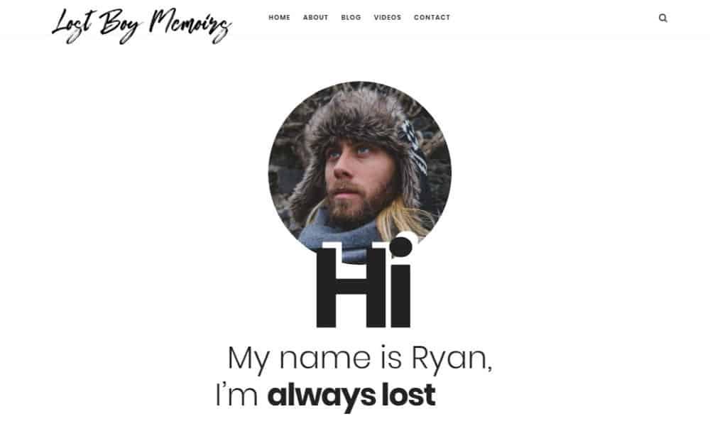 lost boy memoirs