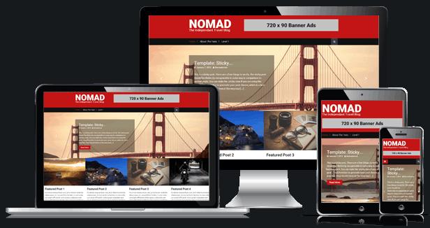 nomad theme