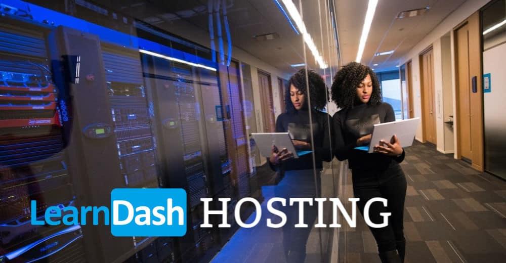 learndash hosting