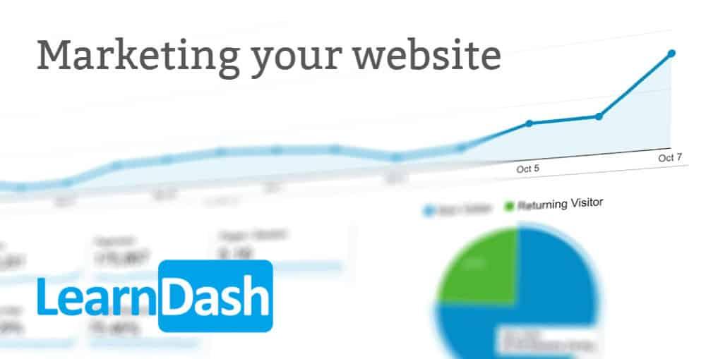 marketing your learndash website