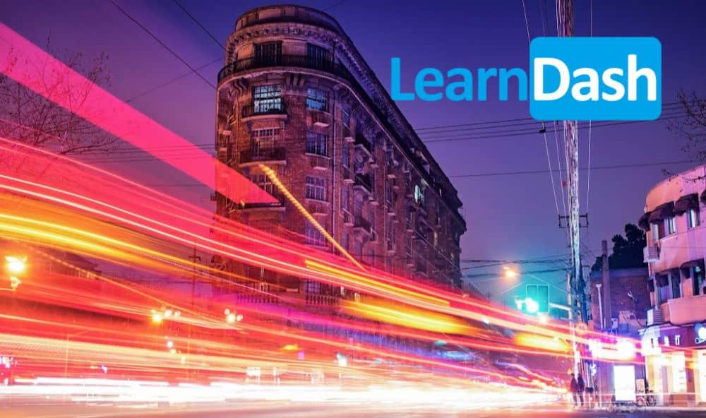 optimizing learndash website