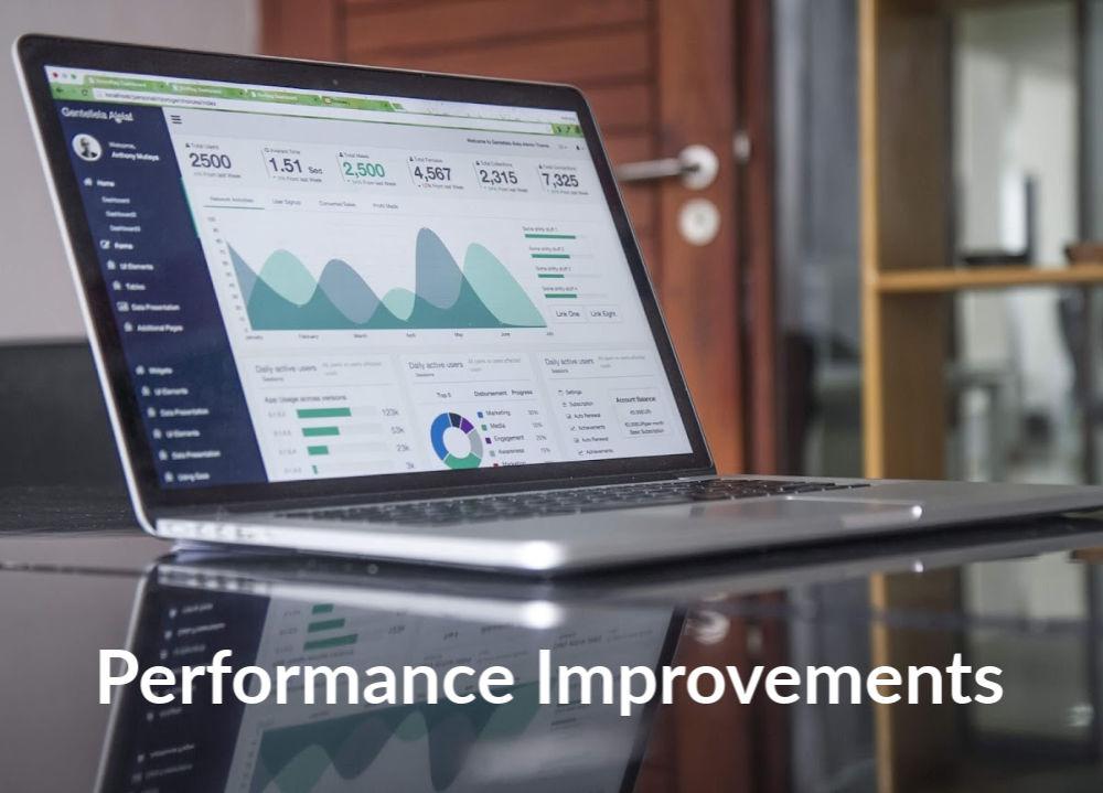 wordpress performance improvements