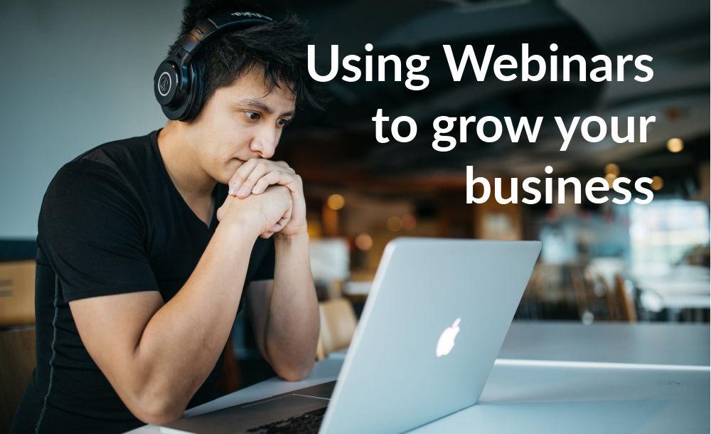 marketing benefit of webinars
