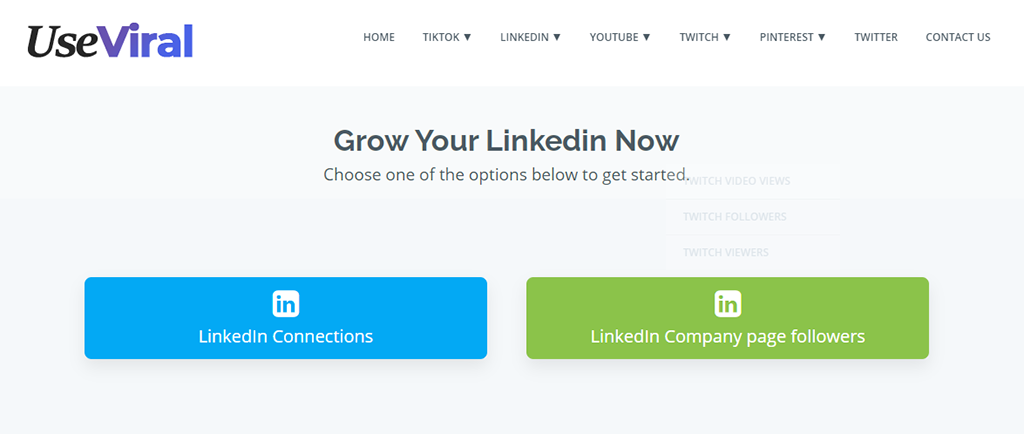 UseViral LinkedIn