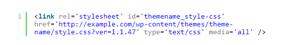 source code details