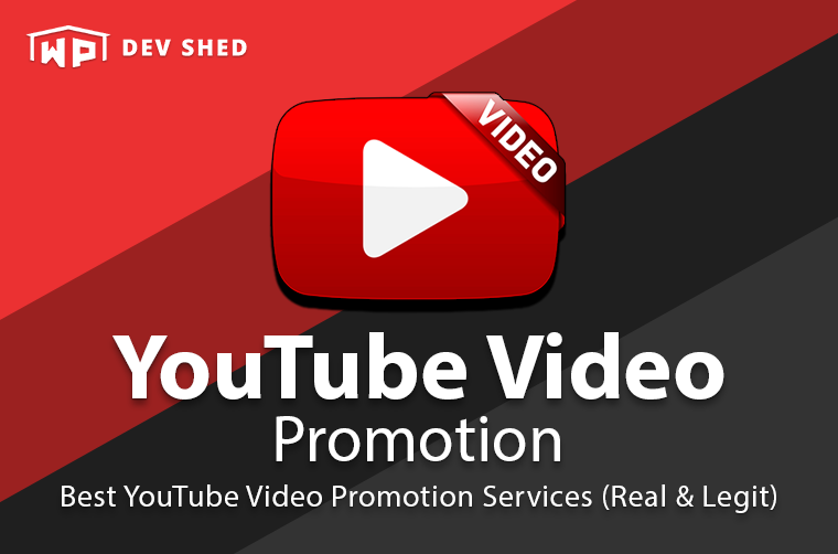 13 Best YouTube Video Promotion Services (Real & Legit)