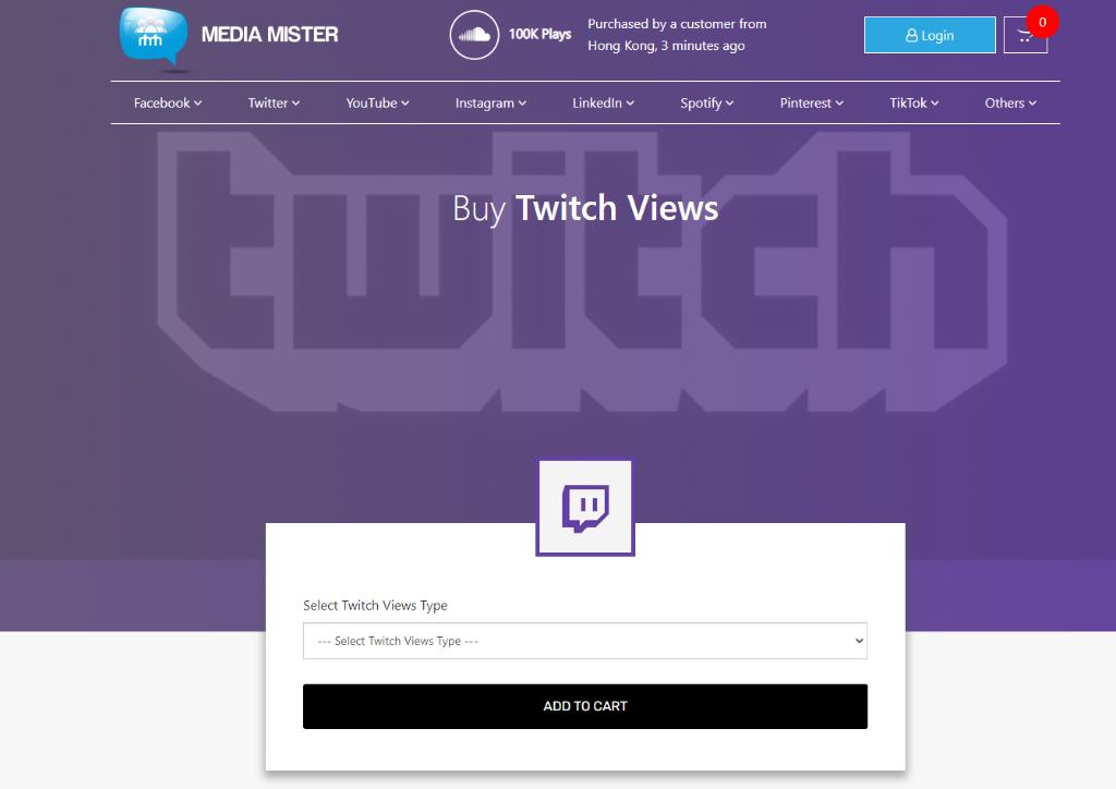 Media Mister Twitch