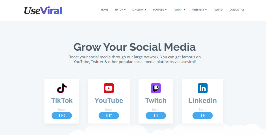 UseViral – Buy Clubhouse followers
