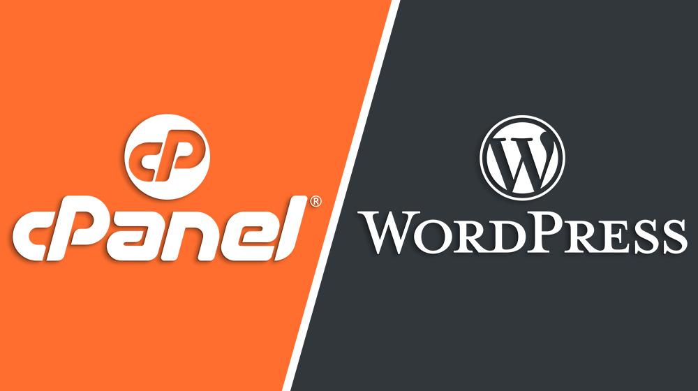cpanel-wordpress