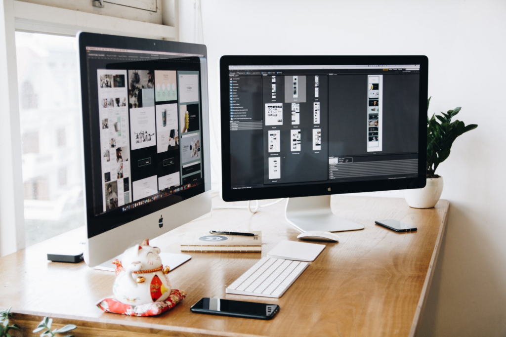 Web design is an essential factor in making your website engaging and appealing. Most internet users put more weight on the visual impact of a website before they venture into its content. Here, we will focus on the visual appeal part and share some tips on making a winning website.