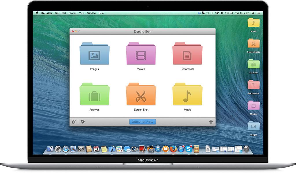 Declutter Mac