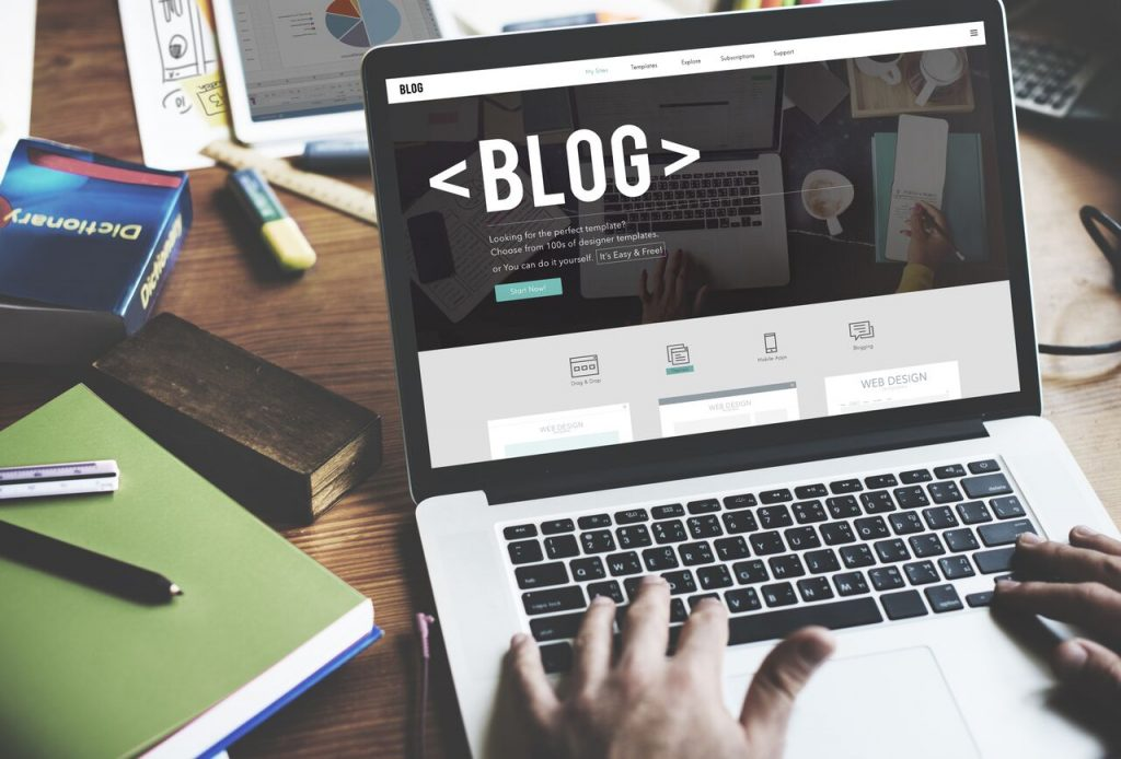 How to Start & Succeed With a Technology Blog