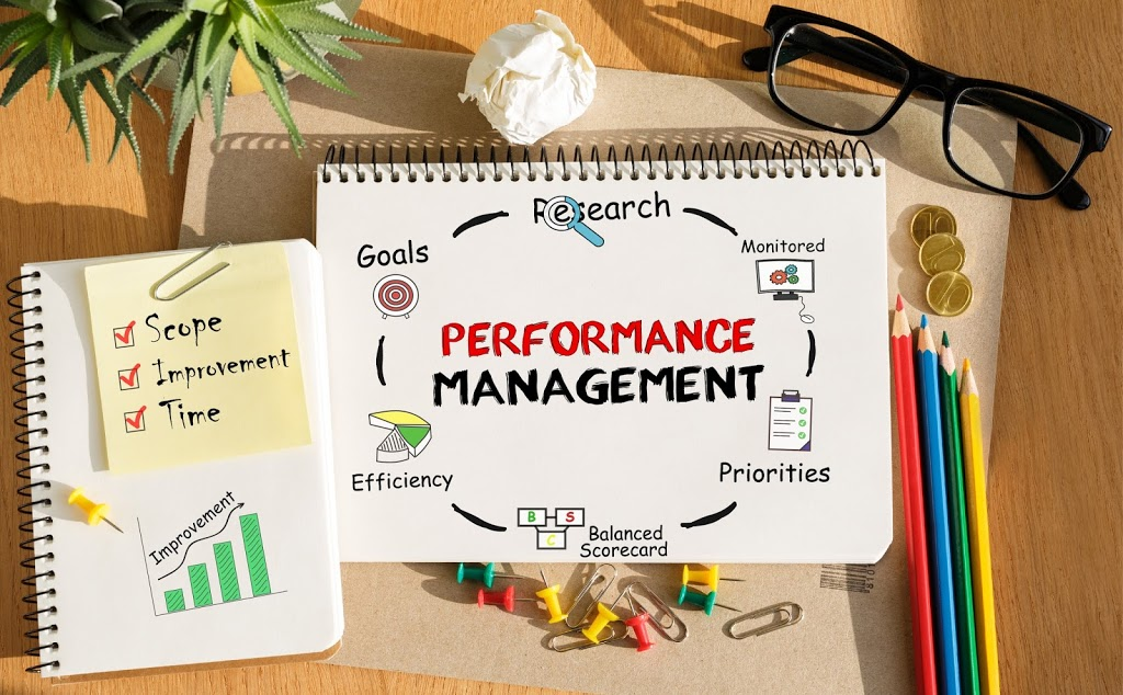 Improving Performance Management In Corporate With Simplicity