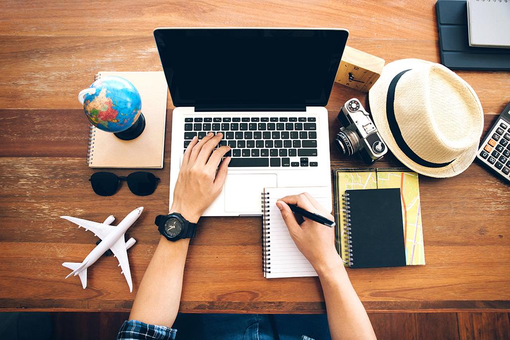 Travels Blog