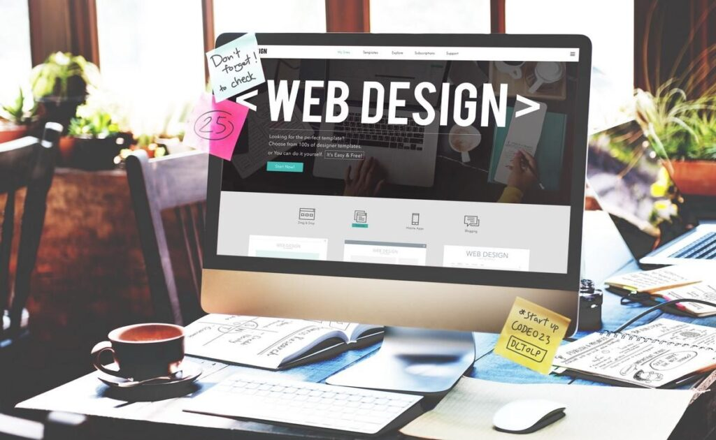 Benefits of Website Design and Development to Businesses