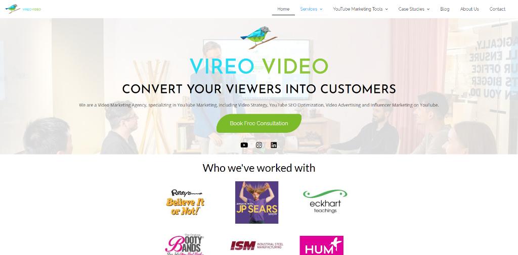Vireo Video