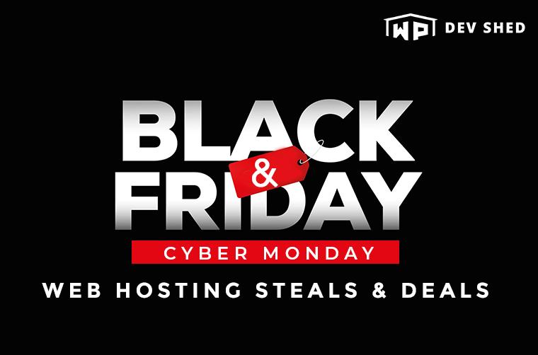 The Best Black Friday Web Hosting Deals 2021