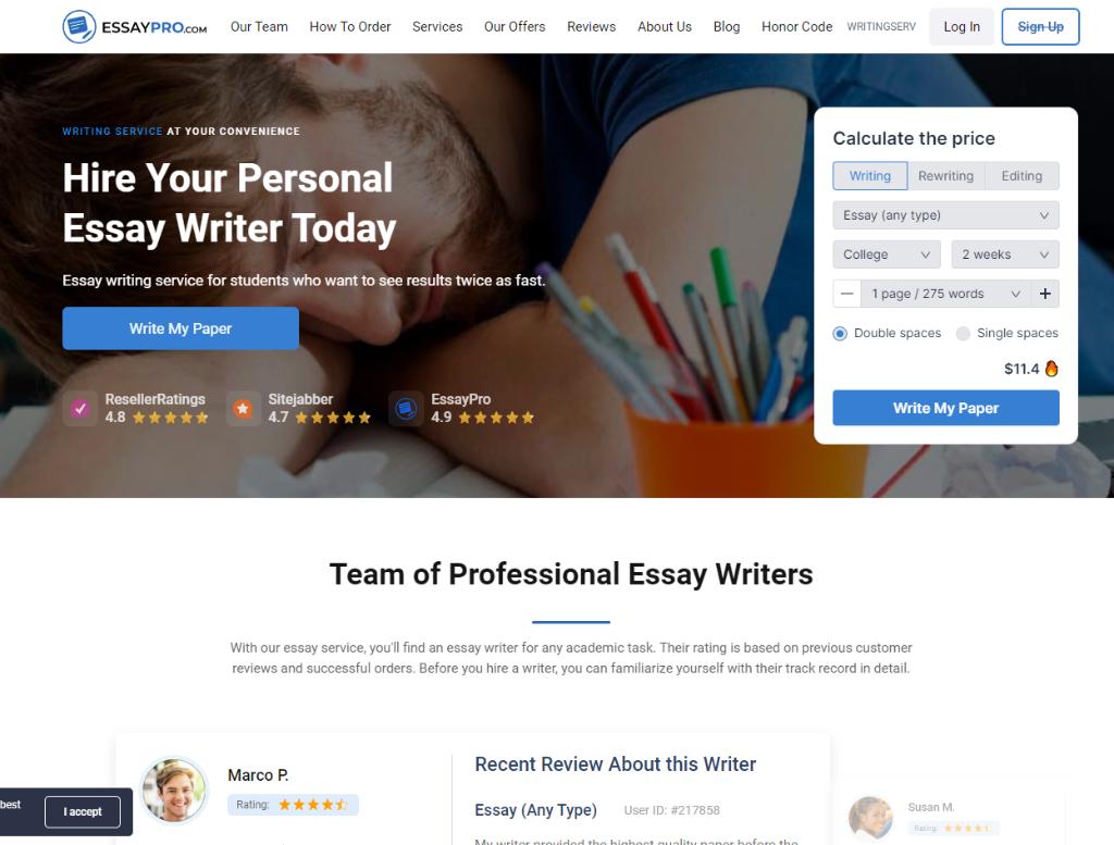 Essay-pro.org
